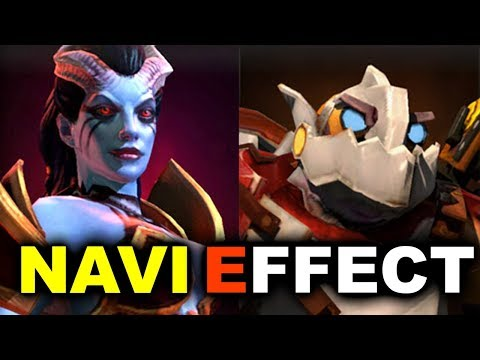 NAVI vs EFFECT - CIS Semi-Final - MDL MACAU 2017 DOTA 2