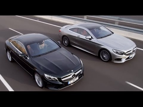Mercedes S Class Coupe 4MATIC Price $100k S500 2014 Video Commercial CARJAM TV 2014