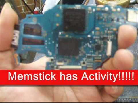 PSP3000 Hardware Hacking