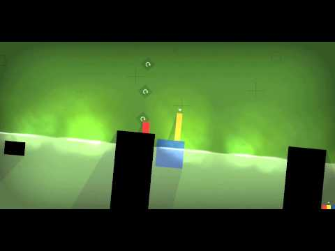 Solution complète Thomas was alone Level 2.8 (Jeux PC)
