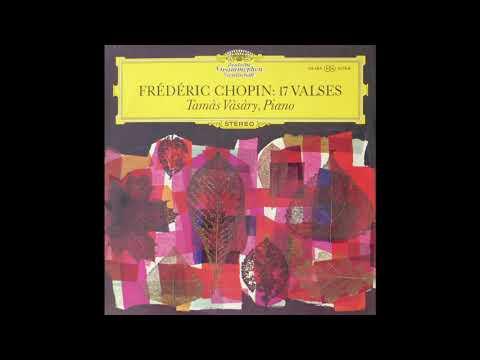 Tamás Vásáry – Chopin : 17 Valses