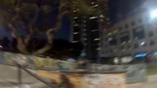 Galit skatepark tel aviv