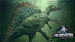 Jurassic World 2 - Isla Sorna