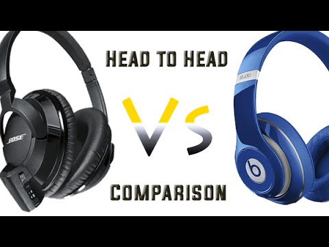 Bose vs Beats (Best Wireless BT Headphones) - Part 1