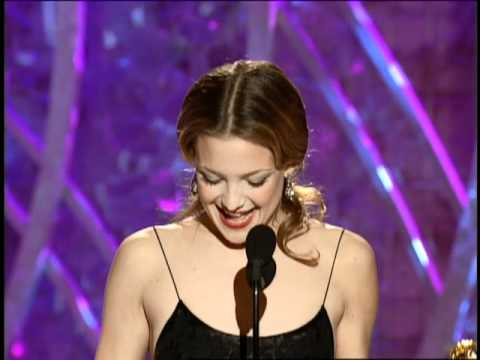 Kate Hudson Wins Best Supporting Actress Motion Picture - Golden Globes 2001