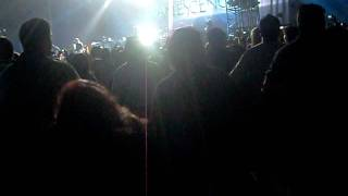 EVANESCENCE MTY 2012 - IMAGINARY (headbanging)