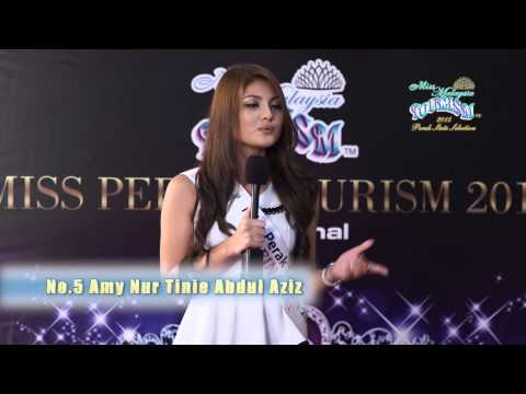 Miss Perak Tourism 2015 Reality Show Episode 1 Part 2