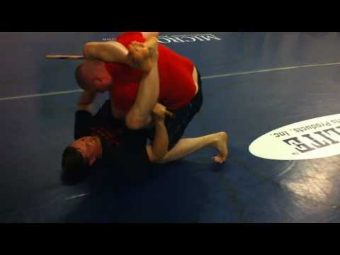 Kali | Stick Grappling | Rolling with sticks Image 1