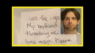 Breaking News | US woman slipped a note to her dog's vet to escape her attacker, police say