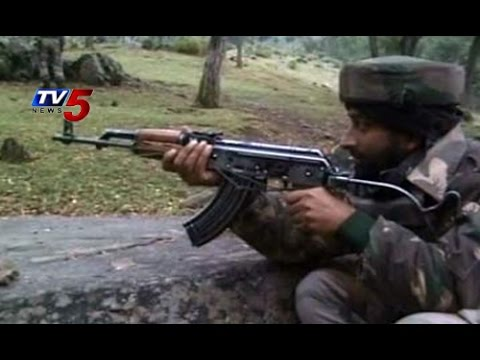 Militant Encounter in Kupwara | One Indian Army Jawan Killed : TV5 News