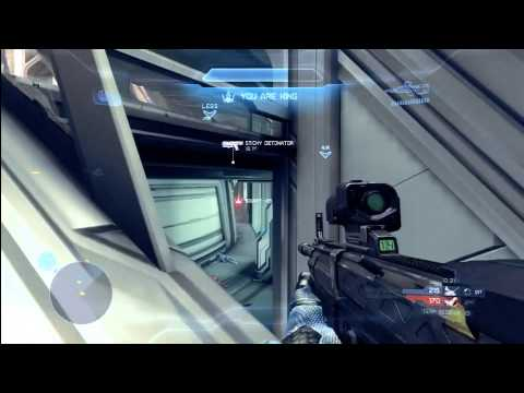 Halo 4 Multiplayer Tips and Tricks   Team Regicide Infinity Slayer Matchmaking Gameplay Commentary