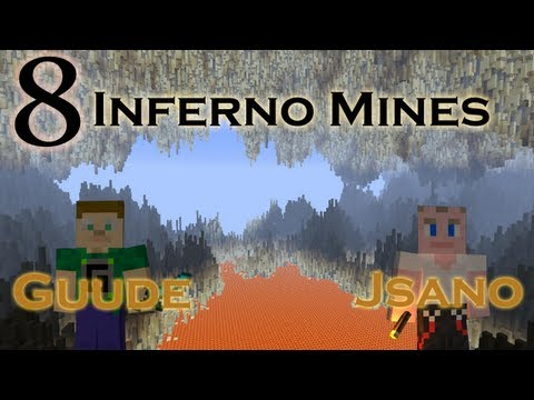 Guude & Jsano - Inferno Mines - E08 - I have been saved!