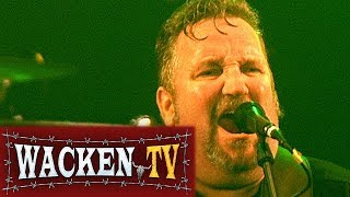 SACRED REICH - Live at Wacken Open Air 2017