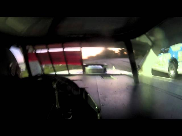Buffalo River Race Park Wissota Modified Feature 8-5-12