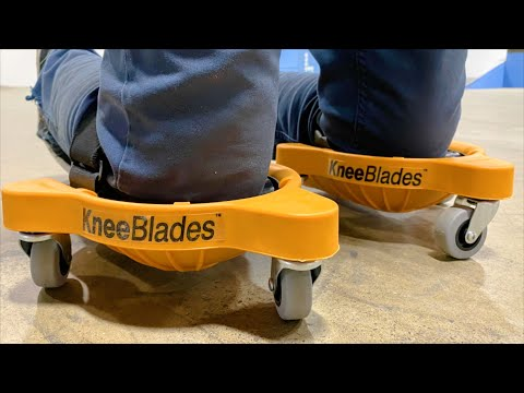 WHAT ARE KNEE BLADES?!? | MYSTERY BOX EP. 33