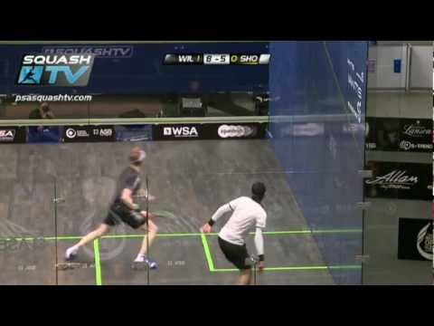 Squash : HotShots - Mohamed El Shorbagy - EP2