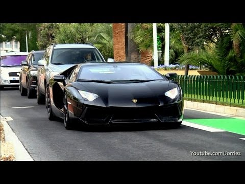 Monaco Supercars 2012 - 1080p HD