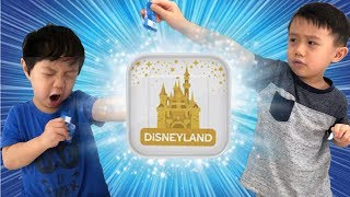 Final Hunt for the GOLDEN CASTLE! | LOTS of Woolworths Disney Words Character Tiles Blind Bags