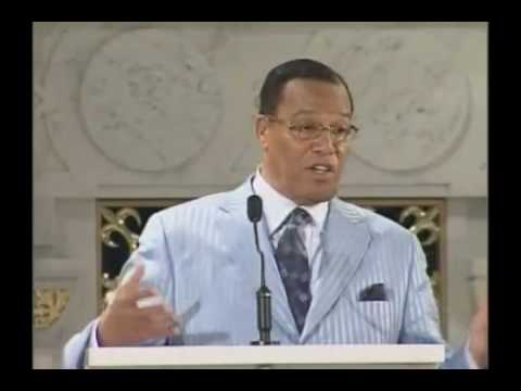 Minister Farrakhan Talks About The War In Afghanistan (POLITICAL DISCOURSE SERIES/ Islam)