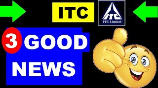 ITC Share ( 3 Good News 😊) , ITC share Analysis, ITC share latest news & updates in Hindi by SMkC