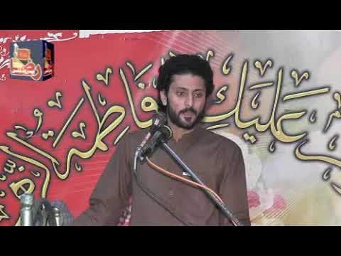 Zakir Malik Zain sajid Rukan |  22 Safar 2019 | Dhunni Gujrat || Raza Production