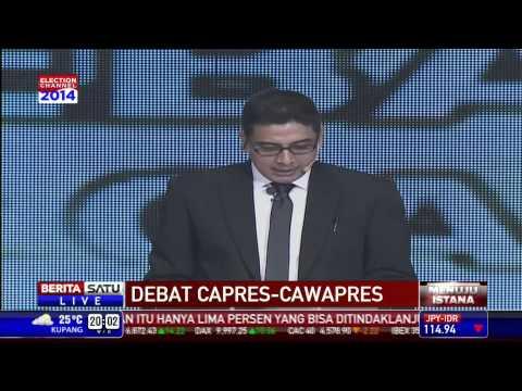 Indonesia Raya Sebelum Debat Capres 2014 video