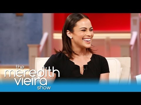 Paula Patton On Life After Robin Thicke | The Meredith Vieira Show