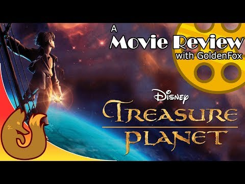 Treasure Planet | A Movie Review with GoldenFox