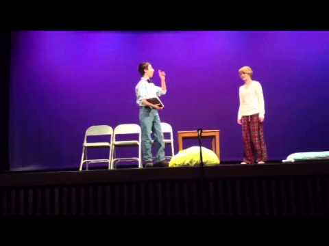 Part 4 of the one act at lyndon institute