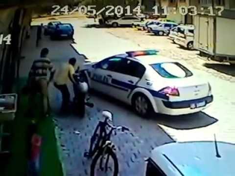 Polisten Nasıl Motor Kaçırılır ?