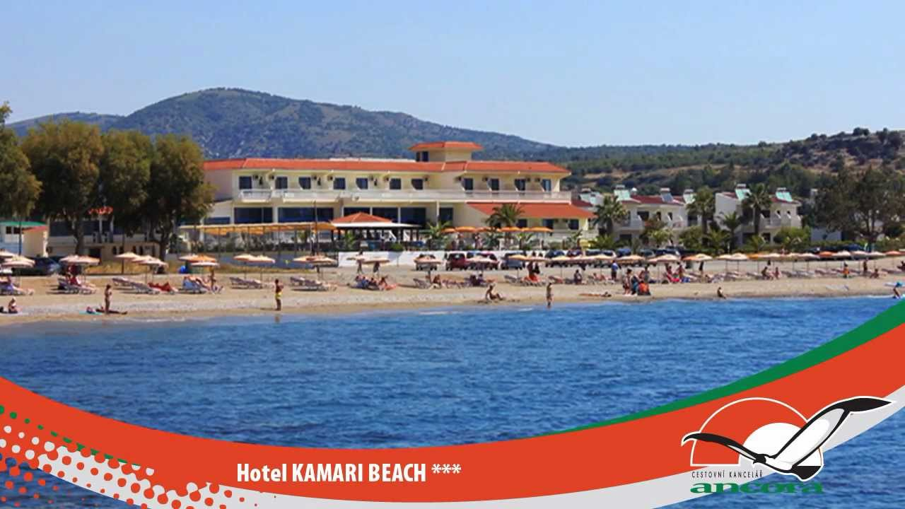 Kamari Beach Hotel Lardos Rhodos