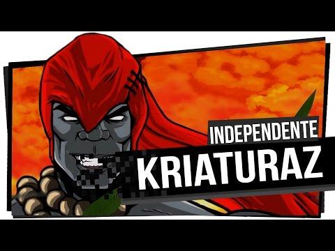 KriaturaZ - Jogo de Luta e Folclore Brasileiro