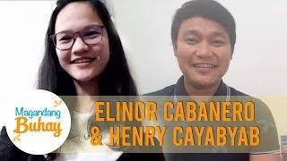 Elinor and Henry, the viral nurses | Magandang Buhay