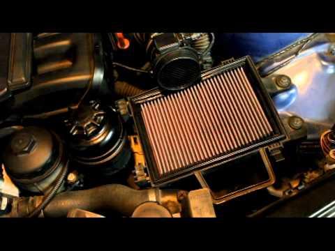 E46 DIY #2 Changing/Cleaning Mass Air Flow Sensor & P1189/88 Fault Code Repair Attempt #2