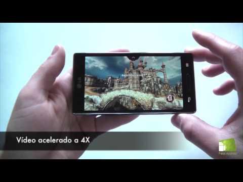 Análisis del LG Optimus L9: review en español   FAQsAndroid.com