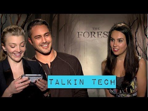 Natalie Dormer & Taylor Kinney - Talkin Tech