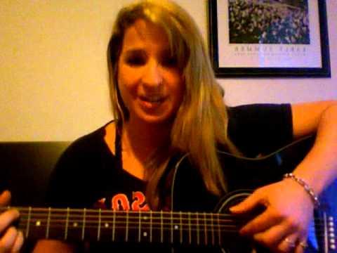 Girls Chase Boys - Ingrid Michaelson Cover (Alyssa Monas)