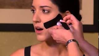 Kinesio Tape Clinical Video Introduction - Throat & Mouth