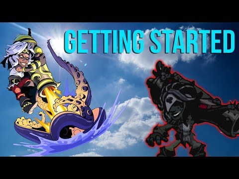 Getting Started With Corsair/Sidra - Some Combos I'm Trying | Brawlhalla