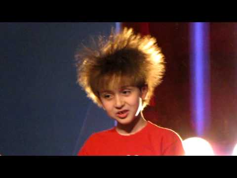 Ontario science centre static electricity hair demo high definition hd youtube - Remove static energy ...
