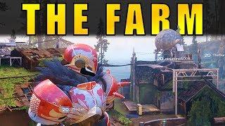 Destiny 2 Farm: SECRET AREAS, Eververse, Soccer, & More!