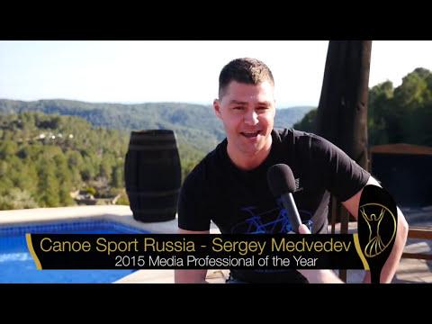 Sergey Medvedev - Canoe Sport Russia