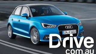 2015 Audi A1 First Drive Review | Drive.com.au