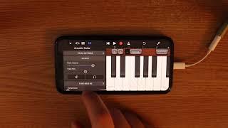 Download Lagu Imagine Dragons - Whatever It Takes on iPhone (GarageBand) Gratis STAFABAND