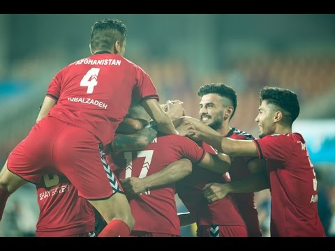 FULL MATCH-Afghanistan v Maldives:SAFF Suzuki Cup 2015