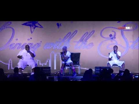 Sera Hill & Dru hill At Kuwait Crown Plaza 2013