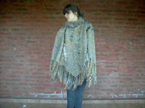 Nativo y Actual, Poncho Polera