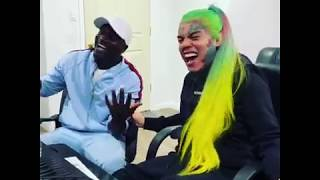 6ix9ine Lock Up remix x Akon New Song Preview !! | Tekashi 69 New song 2020
