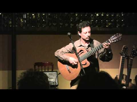 "Fred Benedetti performs ""Strawberry Fields Forever"" on Baritone guitar"