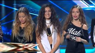 Sweet 16 - X Factor Live (23.10.2014)